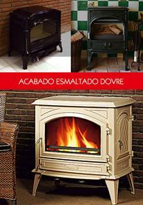 Modelo DOVRE ESTUFA TRADICION 640 CB